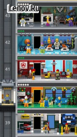 LEGO® Tower v 1.0.1 (Mod Money)