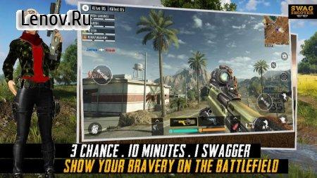 Swag Shooter - Online & Offline Battle Royale Game v 1.5 (Mod Money)