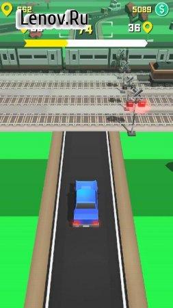 Taxi Run v 1.44 Mod (Free Shopping)