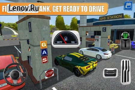 Gas Station 2: Highway Service v 2.5.3 (Mod Money)