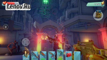 Tegra: Crafting and Building v 1.1.21 Мод (Free Shopping)