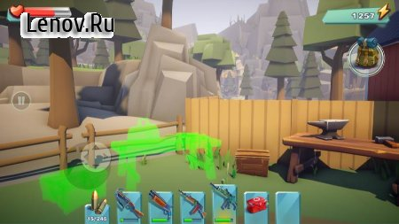 Tegra: Crafting and Building v 1.2.03 Мод (Free Shopping)