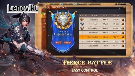 Dynasty Blade 2: ROTK Infinity Glory v 28.0.00 Мод (ATK/DEF MULTIPLY x1 - x1000/SKILL NO CD/MON ATK/HP 1)