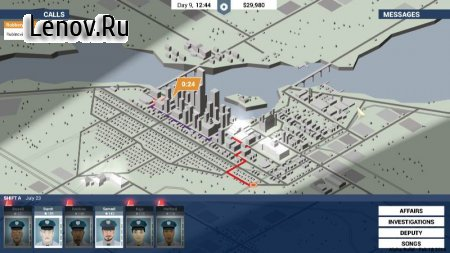 This Is the Police v 1.1.3.3 Мод (много денег)