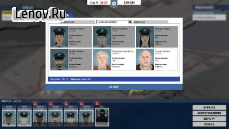 This Is the Police v 1.1.3.2 Мод (полная версия)