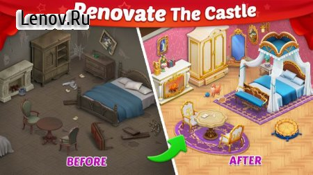 Castle Story: Puzzle & Choice v 1.1.4 (Mod Money)