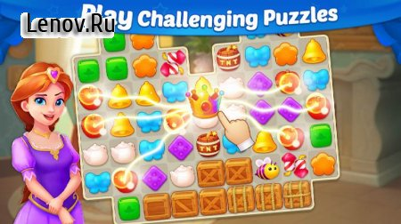Castle Story: Puzzle & Choice v 1.7.2 (Mod Money)