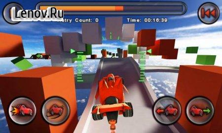 Jet Car Stunts v 1.08 Мод (полная версия)