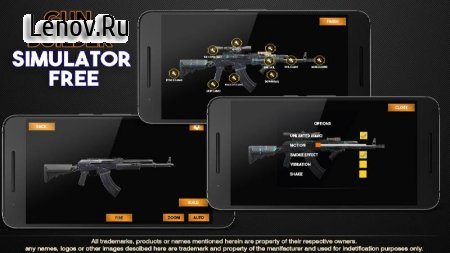 Gun Builder Simulator Free v 3.8.0 Мод (Unlimited Money/Unlocked group/levels)