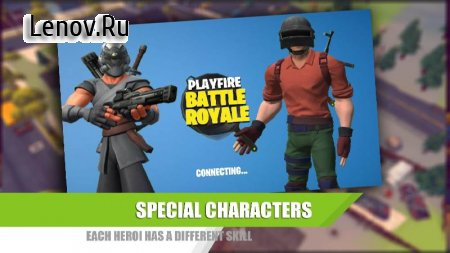 Play Fire Royale - Free Online Shooting Games v 1.1.1 (Mod Ammo)
