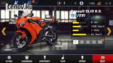 Traffic Speed Rider - Real moto racing game v 1.1.2 (Mod Money/Unlocked)