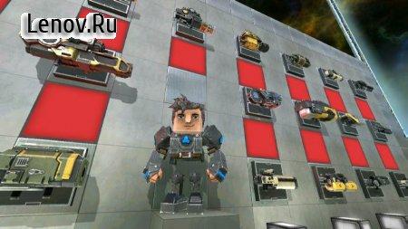 Block Fortress: Empires v 2.00.03.5 Мод (Free Shopping)