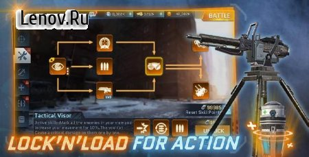 Squad Conflicts v 0.9.4.10 Мод (No Reload Time/No ADS)