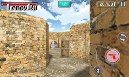 Gun Shoot War v 4.5 Мод (Unlimited gold coins)