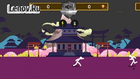 Stickman Warrior: Conquer Territory v 1.0 Мод (Free Shopping)