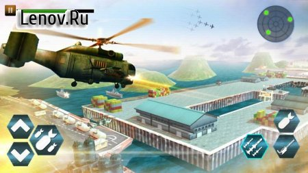 Air War - Helicopter Shooting v 1.3 Мод (Free Shopping)