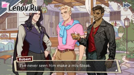 Dream Daddy v 20190710 Мод (Free Shopping)