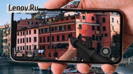 Gun Camera 3D v 5.2.1 Мод (Infinite bullets)