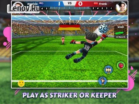 Perfect Kick 2 v 2.0.10 Мод (много денег)