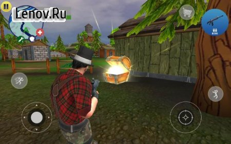 Royal Battletown v 1.2 Мод (Free Shopping)