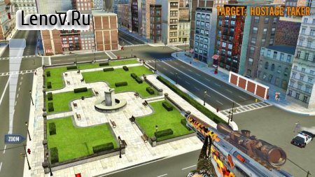New Sniper Shooting –Assassin Free Shooting Games v 1.75 Мод (Free Shopping)
