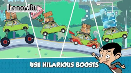 Mr Bean - Special Delivery v 1.9.8 Мод (много денег)
