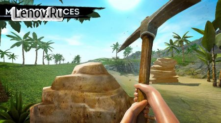 Survivor Adventure: Survival Island Pro v 1.02.168.pro Мод (Gold coins/resources/not hungry)
