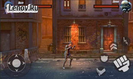 Street Warrior Ninja - Samurai Games Fighting 2019 v 1.20 (Characters are invincible)