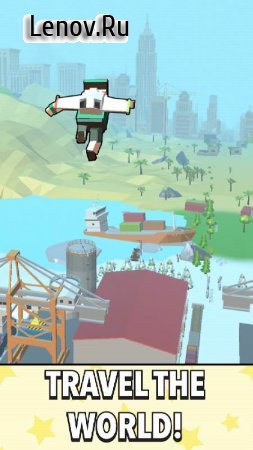 Jetpack Jump v 1.3.7 Мод (Unlimited Coins)