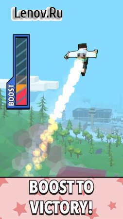 Jetpack Jump v 1.2.13 Мод (Unlimited Coins)