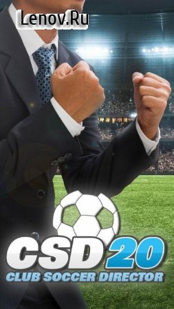 Club Soccer Director 2020 v 1.0.81 (Mod Money)