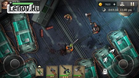 Survival Ark : Zombie Plague Battlelands v 1.0.4.9 Мод (много денег)