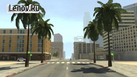 Los Angeles Crimes v 1.6 Мод (бесконечные патроны)