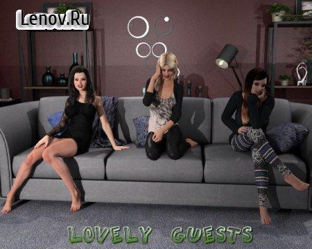 Lovely Guests (18+) v 0.9 Мод (полная версия)