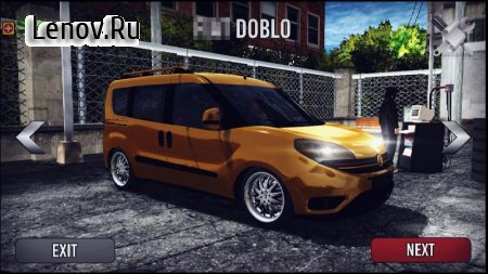 Doblo Drift & Driving Simulator v 3.2 (Mod Money)