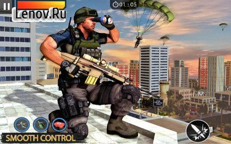 Army Cover Strike: New Games 2019 v 1.2.2 Мод (Unlimited Gold/Cash/Energy)