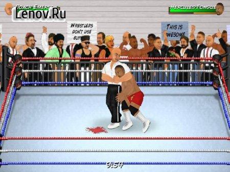 Wrestling Revolution v 2.040 Мод (Unlocked)