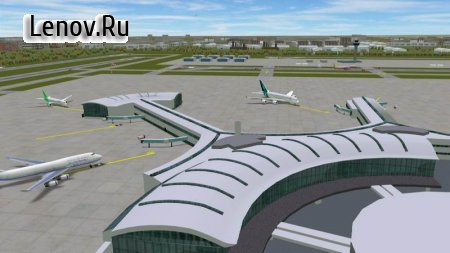 Airport Madness 3D: Volume 2 v 1.307 Мод (Unlocked)