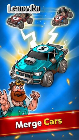Merge Battle Car Tycoon v 1.0.95 Mod (Unlimited Coins)