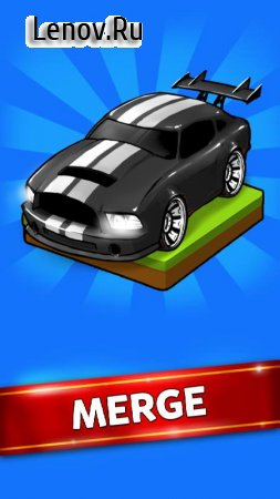 Merge Battle Car Tycoon v 1.0.84 Mod (Unlimited Coins)