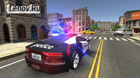 Real Police Car Driving v2 v 1.4 Мод (A lot of gold coins)