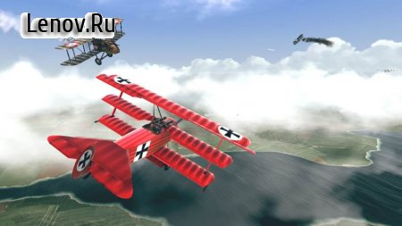 Warplanes: WW1 Sky Aces v 1.3.2 Мод (Unlimited Gold/Silver/Fuel)