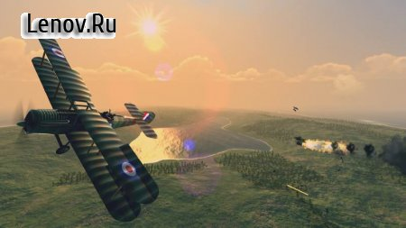 Warplanes: WW1 Sky Aces v 1.0 Мод (Unlimited Gold/Silver/Fuel)