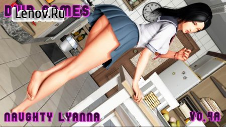 Naughty Lyanna (18+) v 0.12a Мод (полная версия)