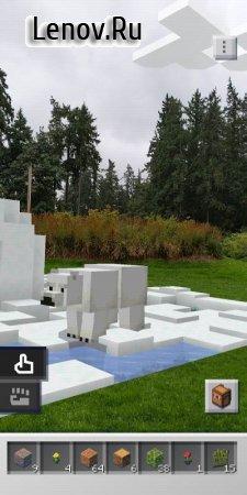 Minecraft Earth v 0.33.0 Mod (Unlocked)