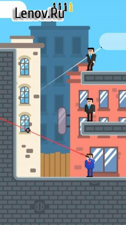 Mr Bullet - Spy Puzzles v 1.11 (Mod Money/Unlocked)