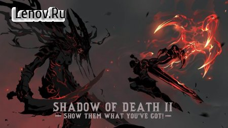 Shadow of Death 2 - Shadow Fighting Game v 1.28.7.0 (God Mode)
