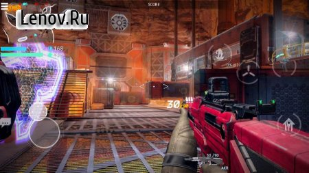 Infinity Ops: Online FPS v 1.7.0 Мод (Unlimited Bullet)
