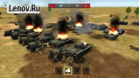 WW2 Battle Front Simulator v 1.5.2 Мод (Unlock all troops)