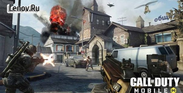 Состоялся долгожданный релиз Call of Duty Mobile в России